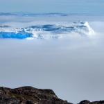 Mornig Fog, Icefjord